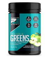 PaleoEthics Organic Greens Natural Apple Flavor