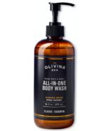 Olivina Men All-in-One Body Wash Ginger Beer