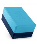 Everlast Yoga Brick Two Tone Blue