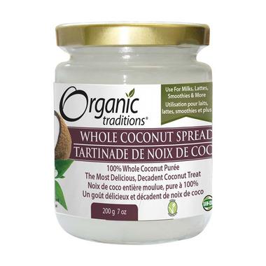 Organic Traditions Coconut Spread