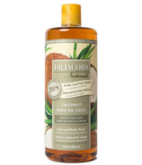 Dr. Jacobs Naturals Face and Body Wash Coconut