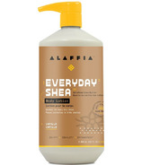 Alaffia EveryDay Shea Body Lotion Vanilla