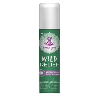 Purple Frog Wild Relief Spray