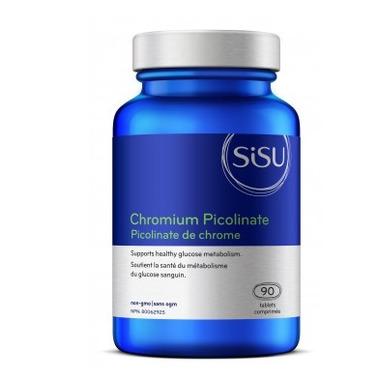 SISU Chromium Picolinate