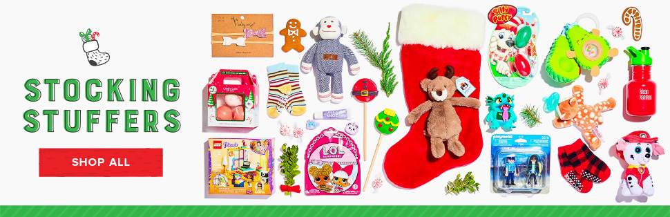 Stocking Stuffers for Baby & Kids
