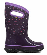 Bogs Classic Insulated Boots Plus Eggplant Multi