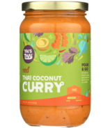 Yai's Thai Red Coconut Curry