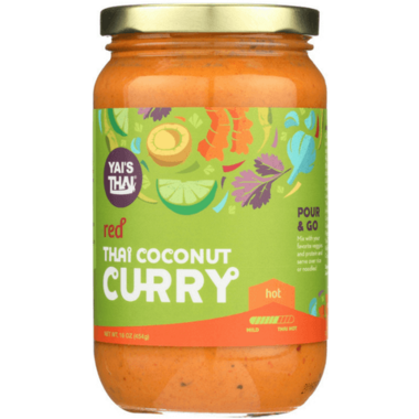 Yai\'s Thai Red Coconut Curry