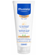 Mustela Body Nourishing Lotion with Cold Cream