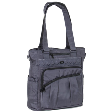 Lug Ace Tote Brushed Grey