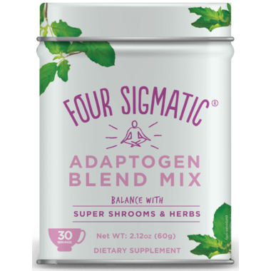 Four Sigmatic Adaptogen Blend Tin