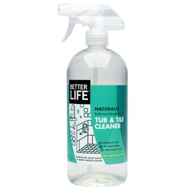 Better Life Tub & Tile Cleaner Tea Tree & Eucalyptus
