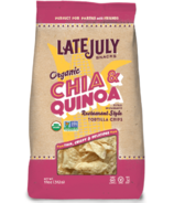 Late July Organic Chia & Quinoa Restaurant Style Tortilla Chips