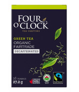 Four O'Clock Green Tea Decaffeinated
