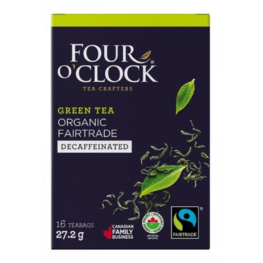 Four O\'Clock Green Tea Decaffeinated