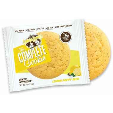 Lenny & Larry\'s Complete Cookie Lemon Poppy Seed
