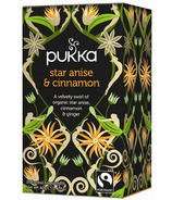 Pukka Star Anise & Cinnamon Tea