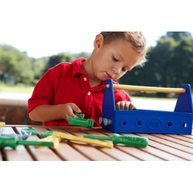 Green Toys Blue Tool Set