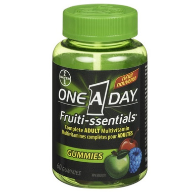 One A Day Fruiti-ssentials