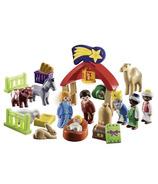 Playmobil Advent Calendar 1.2.3 Christmas Manger