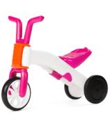Chillafish Bunzi Toddler 2-in-1 Gradual Balance Bike Pink