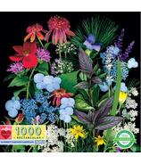 eeBoo Summer Garden Sampler Rectangle Puzzle