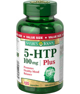 Nature's Bounty 5-HTP Plus