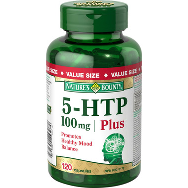 Nature\'s Bounty 5-HTP Plus