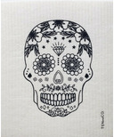 Ten & Co. Swedish Sponge Cloth Black Skull