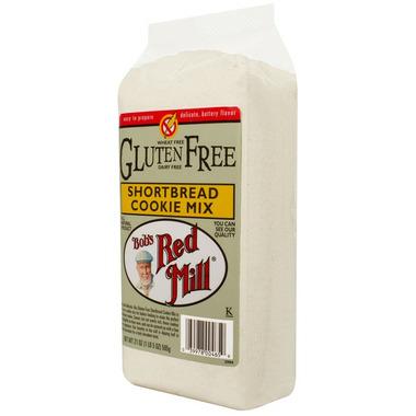 Bob\'s Red Mill Gluten Free Shortbread Cookie Mix