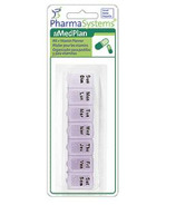 PharmaSystems Small Pill & Vitamin Planner