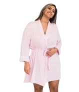 Riot Theory Parker Robe Pink Star