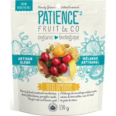 Patience Fruit & Co. Zesty Sunshine
