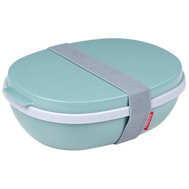 Mepal Ellipse Duo Lunchbox Nordic Green