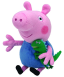 Ty x Peppa Pig George Pig