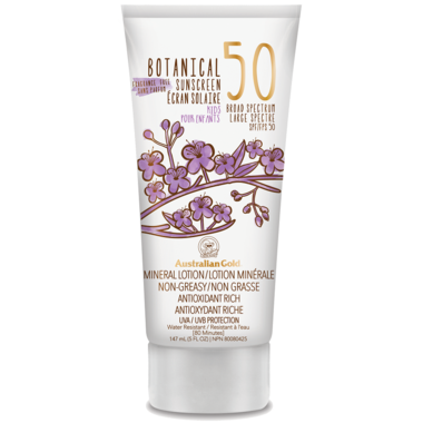 Australian Gold Botanical SPF 50 Kids Mineral Lotion