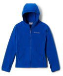 Columbia Fast Trek 2 Full-Zip Fleece Hoodie Azul 2T-4T