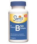 Swiss Natural High Potency B50 Complex