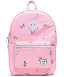 Herschel Supply Heritage Youth Candy Pink Circus Animals