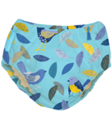 Charlie Banana 2-in-1 Swim Diaper & Training Pant Twitter Birds XL