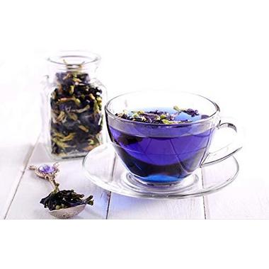 Blue Elephant Thai Blue Tea Butterfly Pea Flower & Herbs