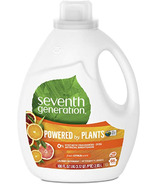 Seventh Generation Laundry Detergent Fresh Citrus