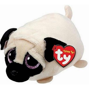 Ty Teeny Tys Candy The Pug Dog