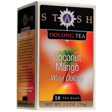 Stash Premium Coconut Mango Oolong Tea