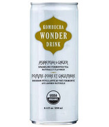 Kombucha Wonder Drink Asian Pear and Ginger
