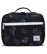 Herschel Supply Pop Quiz Youth Lunch Box Asphalt Chalk