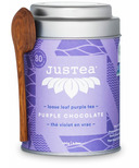 JusTea Loose Leaf Purple Tea Purple Chocolate