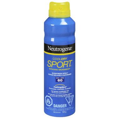 Neutrogena COOLDRY SPORT Sunscreen Spray