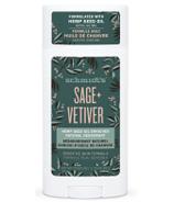 Schmidt's Sage + Vetiver Deodorant