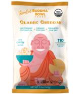 LesserEvil Buddha Bowl Big Cheddar Popcorn